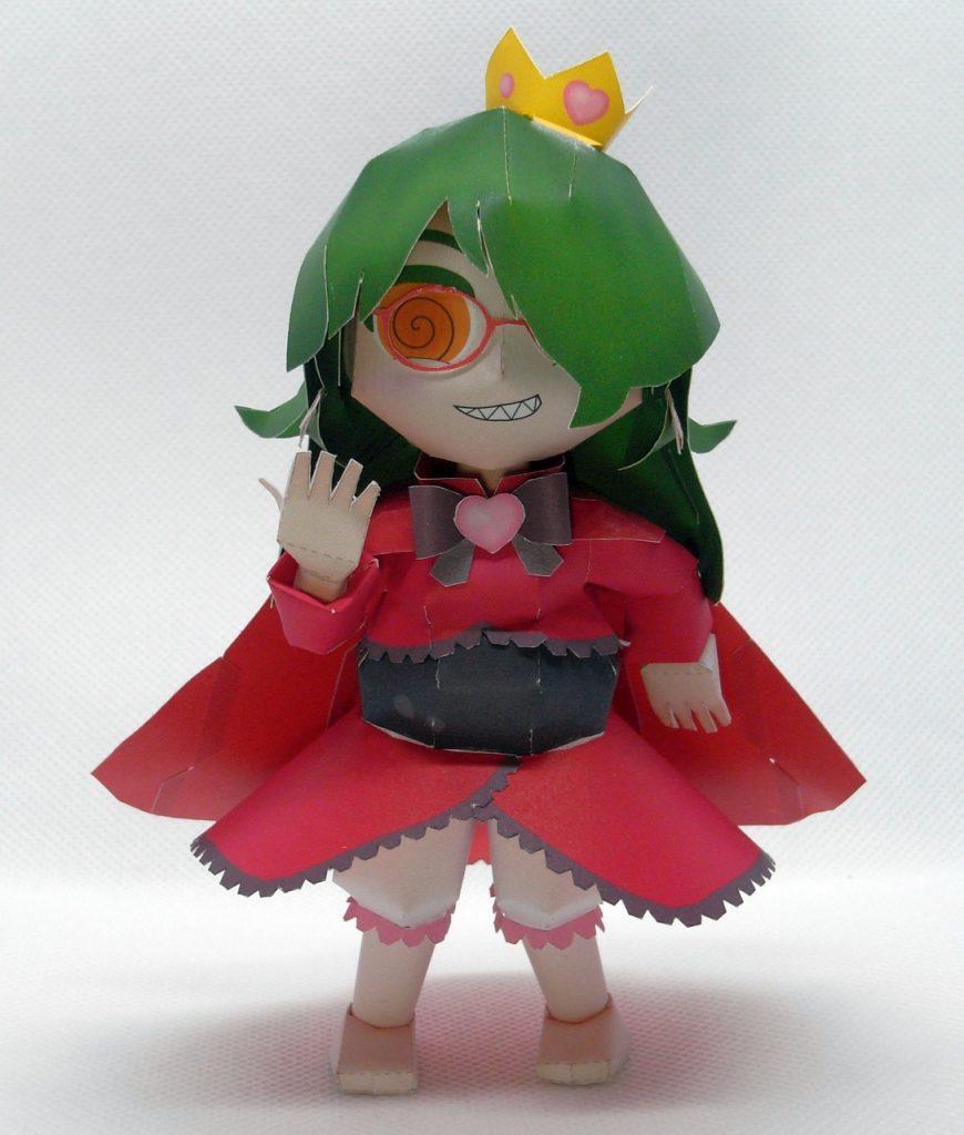 蒼乃キュリオシティ様のオリジナルキャラ